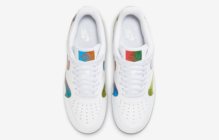 Nike Air Force 1 Misplaced Swoosh Multi CK7214-101 05