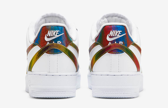 Nike Air Force 1 Misplaced Swoosh Multi CK7214-101 06