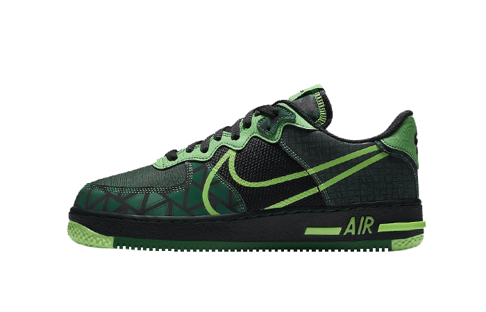 Nike Air Force 1 React Naija CW3918-001 01