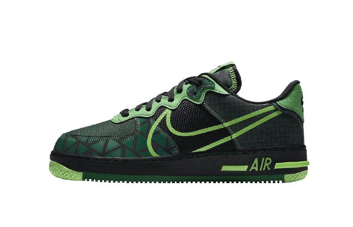 Nike Air Force 1 React Naija CW3918-001 01