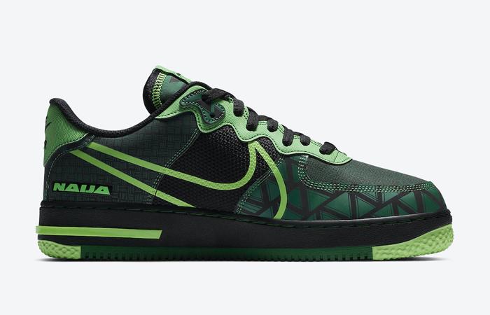 Nike Air Force 1 React Naija CW3918-001 06