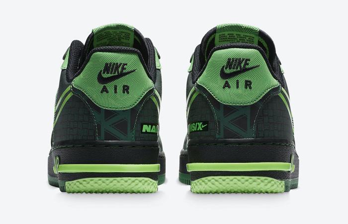 Nike Air Force 1 React Naija CW3918-001 08