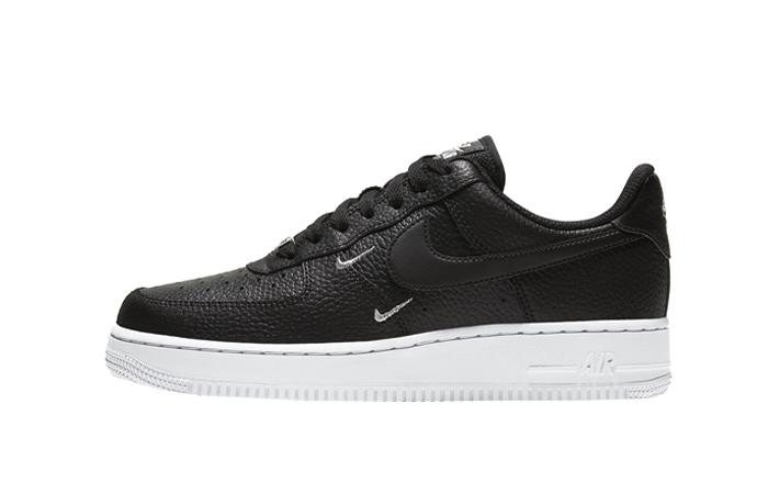 Nike Air Force 1 Swooshes Pack Black CT1989-002 01