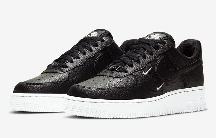 Nike Air Force 1 Swooshes Pack Black CT1989-002 02