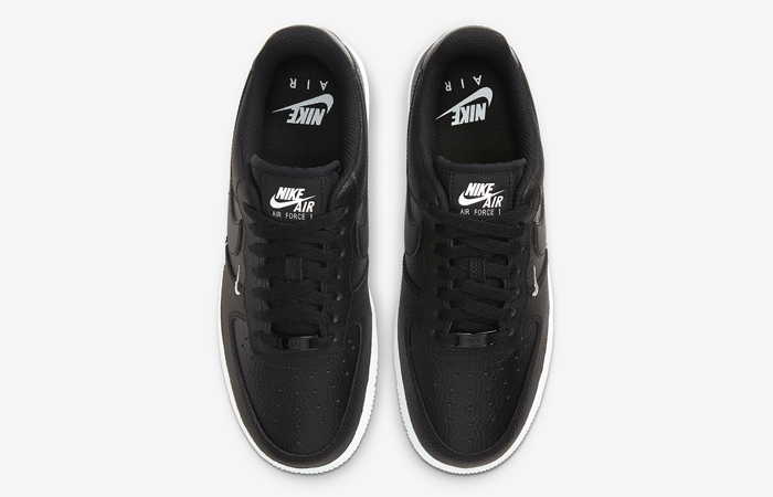 Nike Air Force 1 Swooshes Pack Black CT1989-002 04