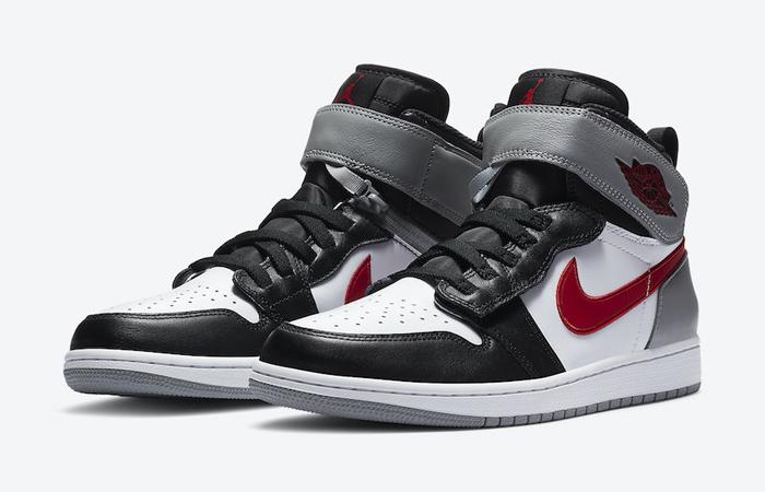 Nike Air Jordan 1 High Flyease Particle Grey CQ3835-002 05