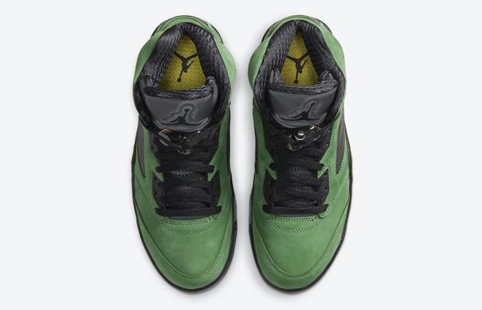 Nike Air Jordan 5 Oregon Green CK6631-307 04