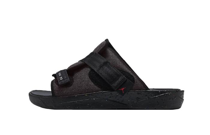 Nike Air Jordan Crater Slide Black Charcoal CT0713-001 01