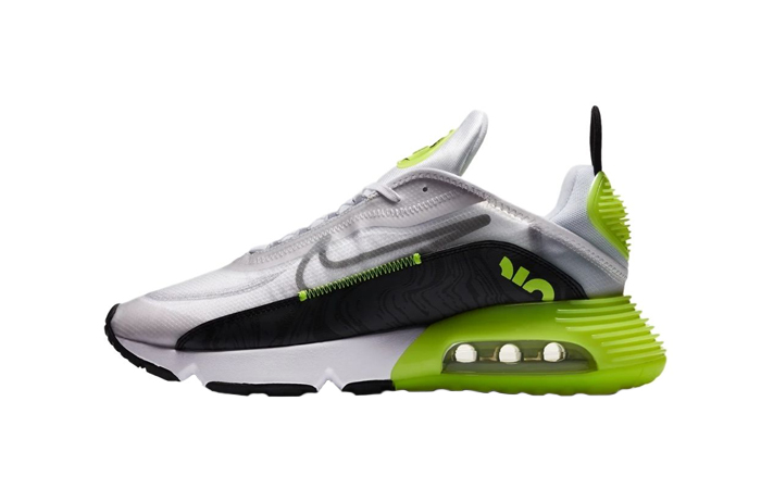 Nike Air Max 2090 Cool Grey Volt CZ7555-100 01