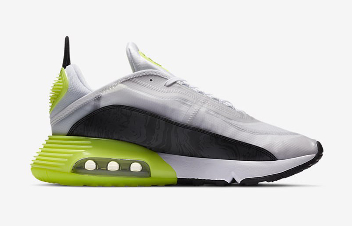 Nike Air Max 2090 Cool Grey Volt CZ7555-100 03