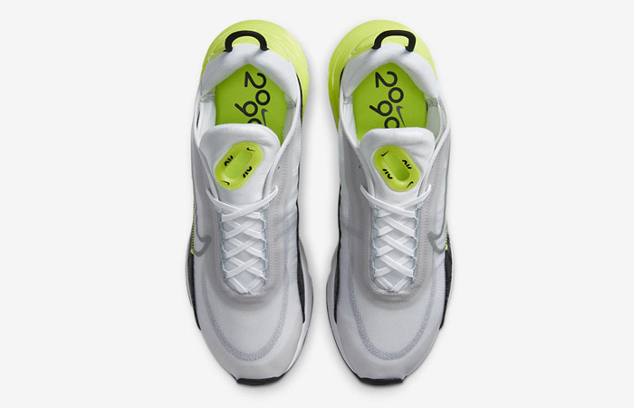 Nike Air Max 2090 Cool Grey Volt CZ7555-100 04