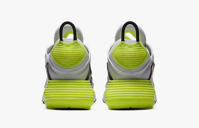 Nike Air Max 2090 Cool Grey Volt CZ7555-100 05