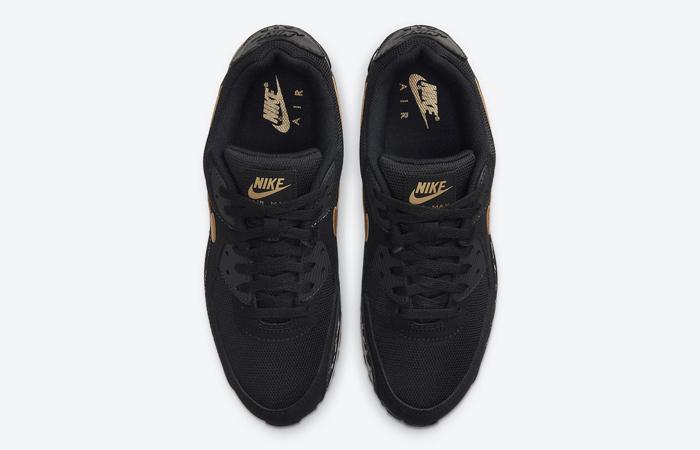 Nike Air Max 90 Black Gold DC4119-001 04