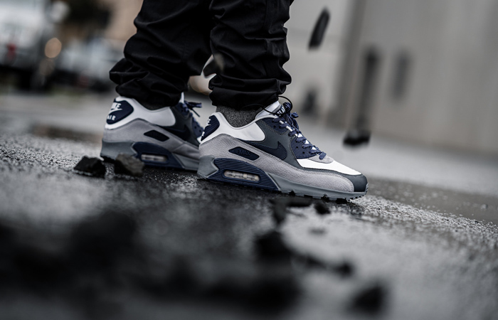 Nike Air Max 90 White Neutral Indigo Is Only £70 At Offspring ft