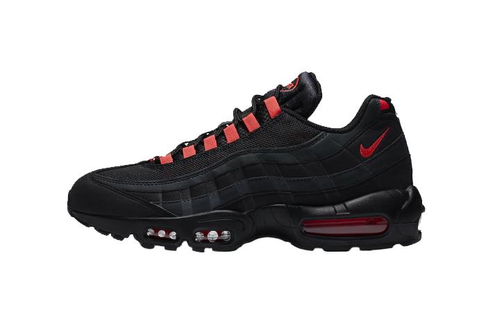 Nike Air Max 95 Black Laser Crimson DA1513-001 01