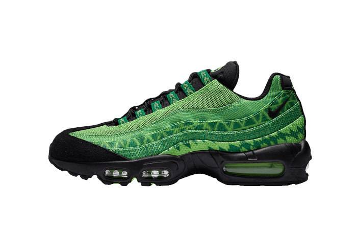 Nike Air Max 95 Naija Pine Green CW2360-300 01