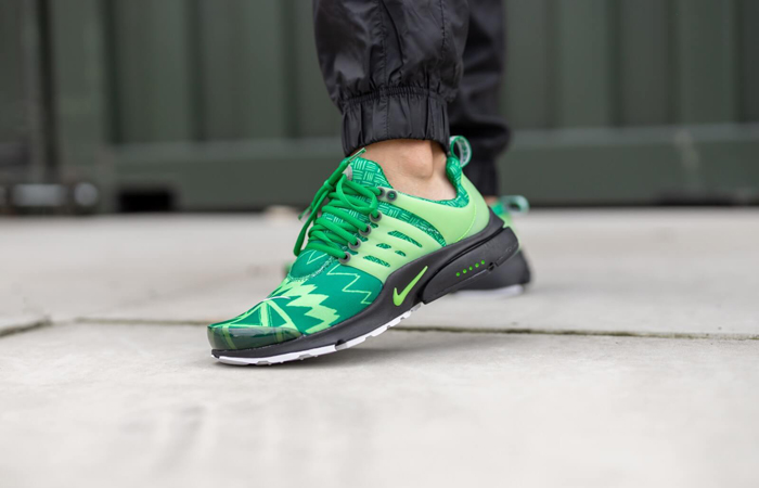 Nike Air Presto Naija CJ1229-300 on foot 01