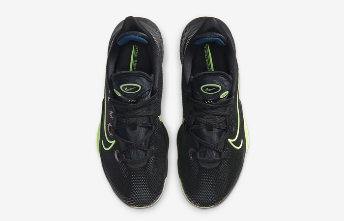 Nike Air Zoom Bb Next% Black Lime Ck5707-001 04