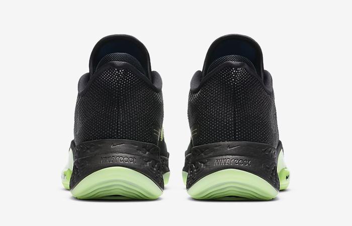 Nike Air Zoom Bb Next% Black Lime Ck5707-001 05