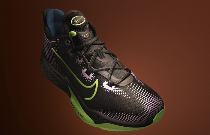 Nike Air Zoom Bb Next% Black Lime Ck5707-001 07
