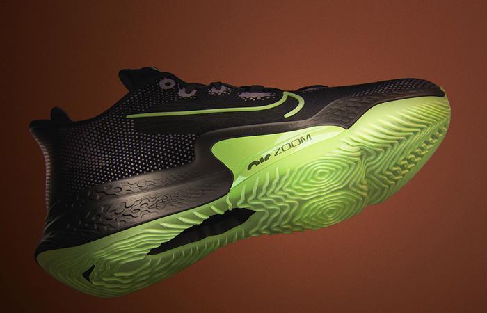 Nike Air Zoom Bb Next% Black Lime Ck5707-001 08