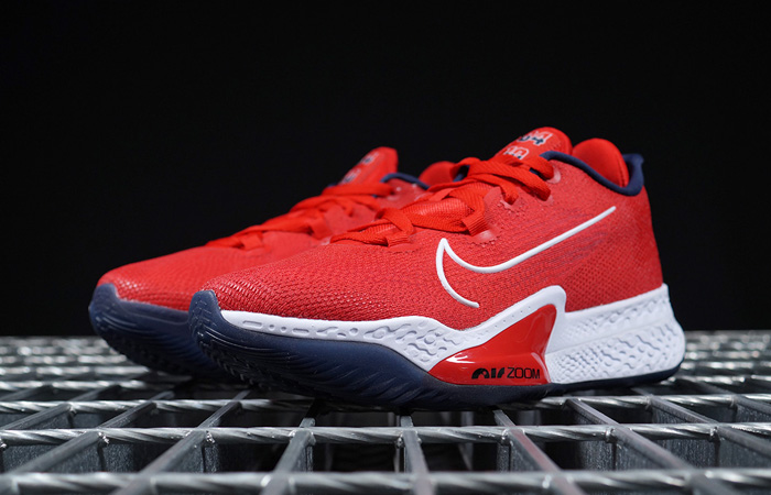 Nike Air Zoom Bb Next% University Red CK5707-600 02