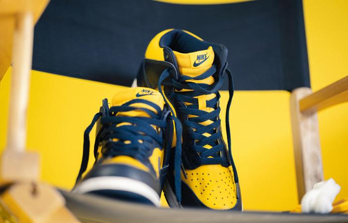 Nike Dunk High Versity Maze CZ8149-700 07