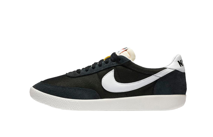 Nike Killshot Black White DC1982-001 01