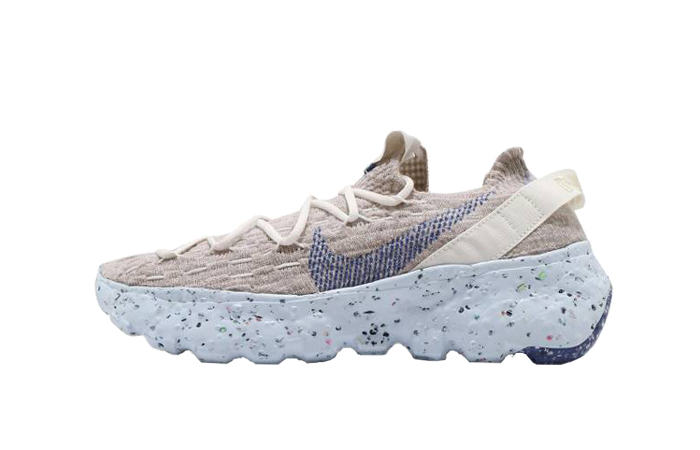 Nike Space Hippie 04 Sail Fossil CD3476-101 01