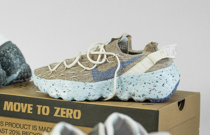 Nike Space Hippie 04 Sail Fossil CD3476-101 07
