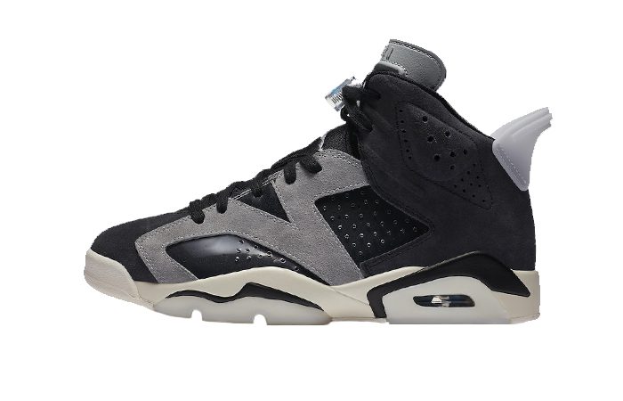 Nike Womens Air Jordan 6 Translucent Black CK6635-001 01