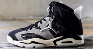 Nike Womens Air Jordan 6 Translucent Black Is The Upcoming Hyped Sneaker