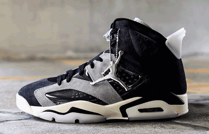 Nike Womens Air Jordan 6 Translucent Black Is The Upcoming Hyped Sneaker ft