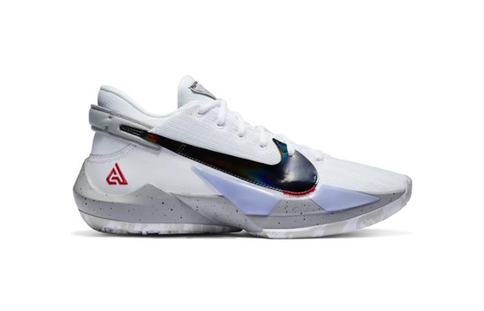 Nike Zoom Freak 1 White Red CK5424-100 03