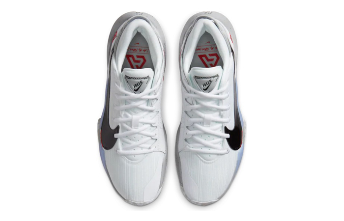 Nike Zoom Freak 1 White Red CK5424-100 04