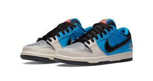 Official Look At The Instant Skateboards Nike SB Dunk Low 02