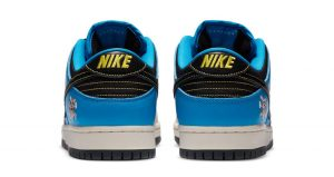 Official Look At The Instant Skateboards Nike SB Dunk Low 05