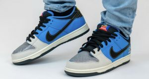 Official Look At The Instant Skateboards Nike SB Dunk Low