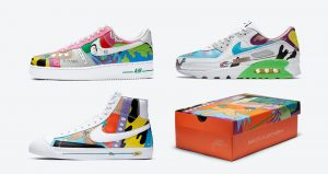 Official Look At The Ruohan Wang And Nike Collection