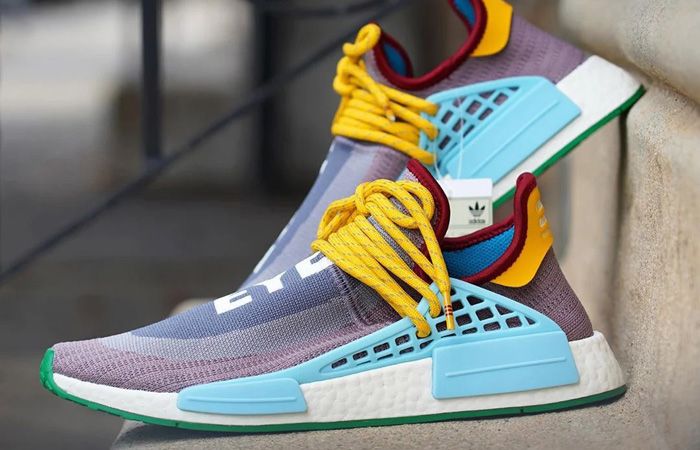 Pharrell adidas NMD Hu Extra Eye Pack Set To Release This Month f