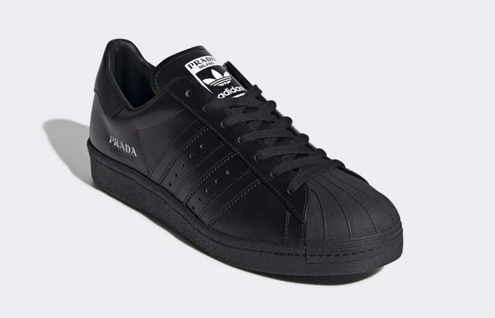 Prada adidas Superstar Core Black FW6679 05