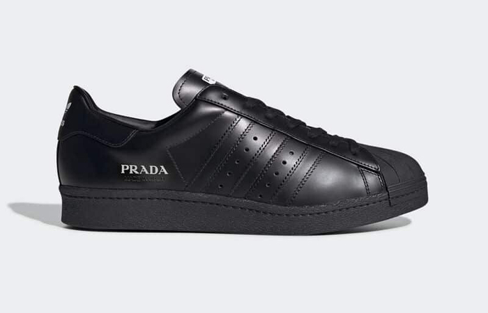 Prada adidas Superstar Core Black FW6679 06