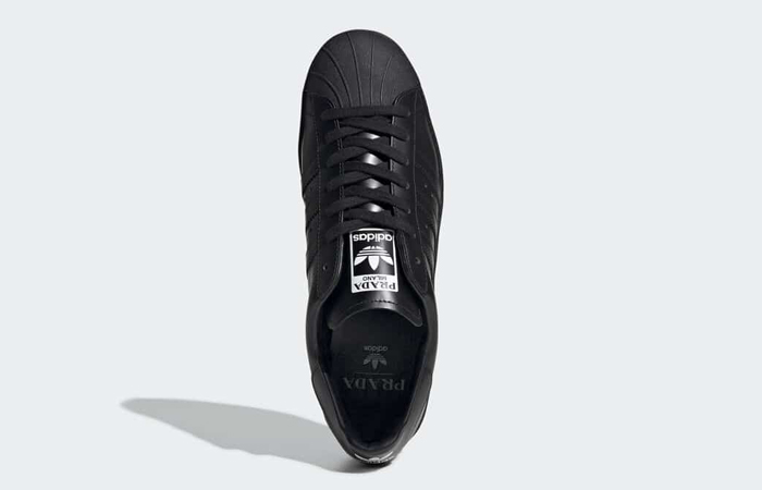 Prada adidas Superstar Core Black FW6679 07
