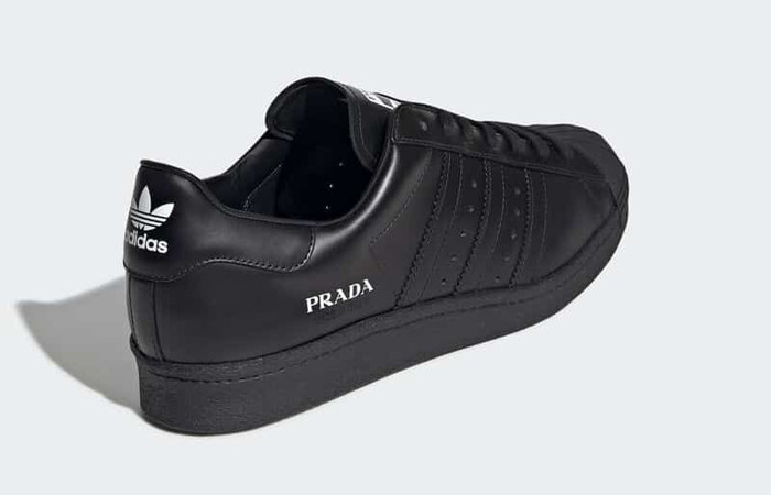Prada adidas Superstar Core Black FW6679 08