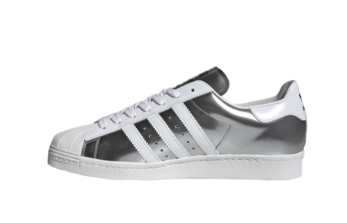 Prada adidas Superstar Metallic Silver FX4546 01