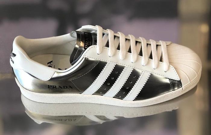 Prada adidas Superstar Metallic Silver FX4546 03