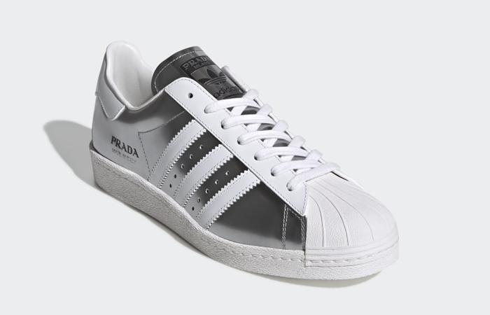 Prada adidas Superstar Metallic Silver FX4546 04