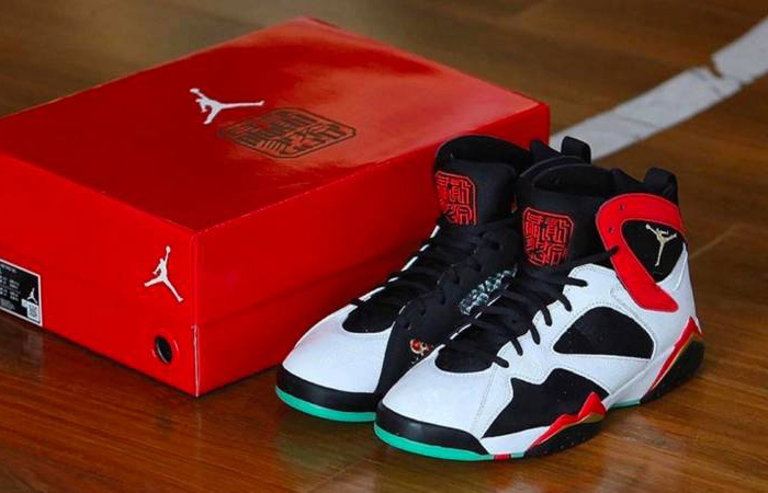 The Nike Air Jordan 7 Greater China University Red Release Date Is So Closer f