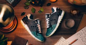 The Upcoming Collaboration Of AFEW And Saucony Pays Homage to Albert Einstein