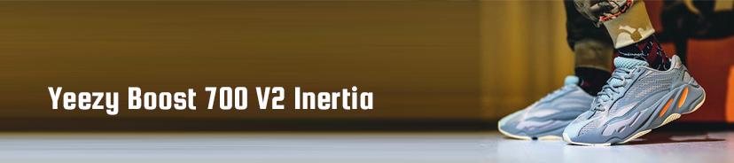 Yeezy Boost 700 V2 Inertia
